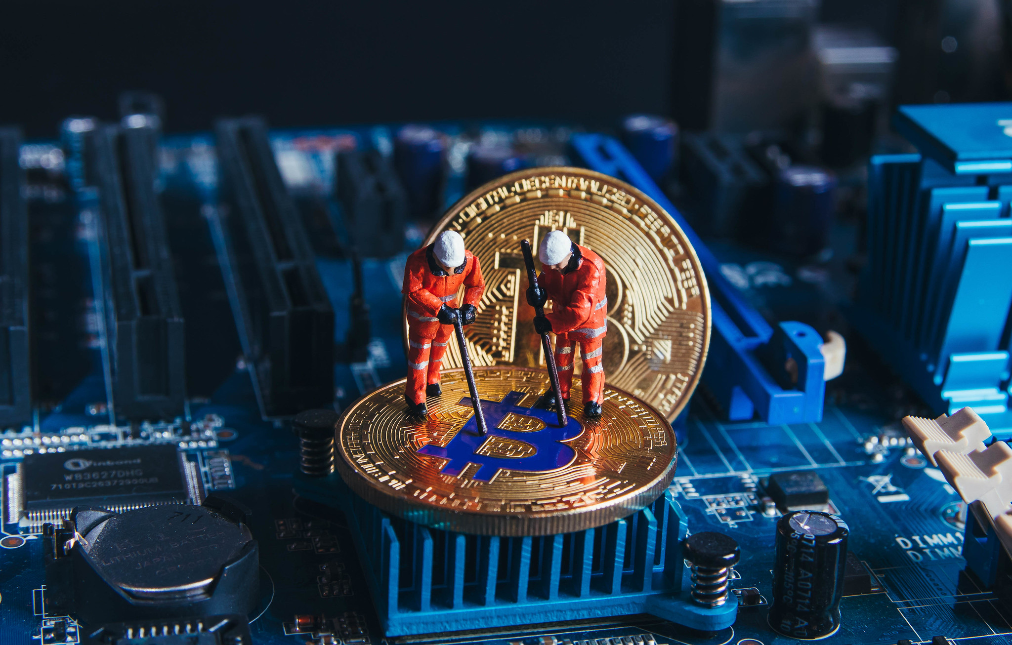 Mining – Proof of What?